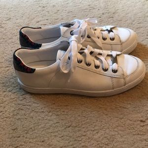 Coach Porter leather sneakers